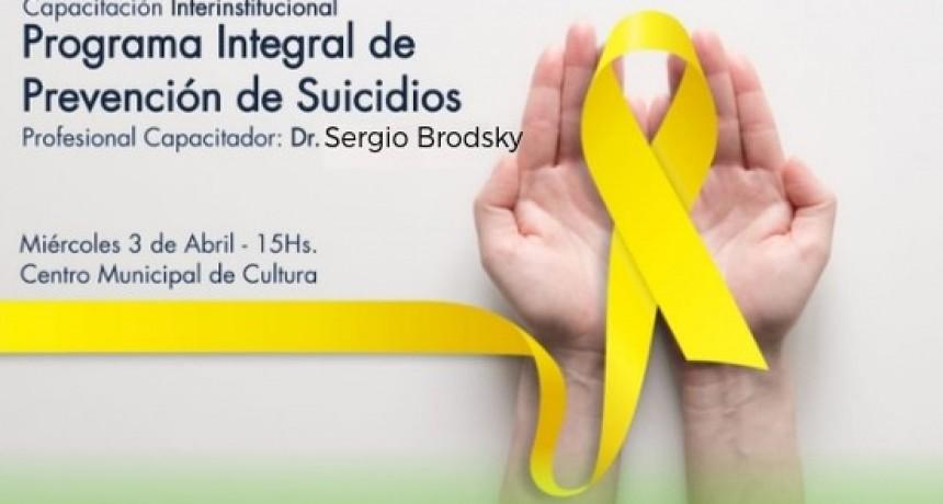 PROGRAMA INTEGRAL DE PREVENCIÓN DE SUICIDIOS