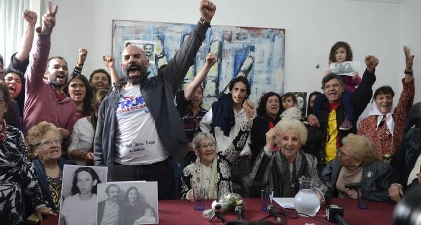 Abuelas anunció la restitución de la nieta 129