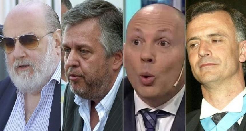 Impulsan medidas de prueba por la denuncia contra Bonadio, Stornelli, Santoro y D'Alessio