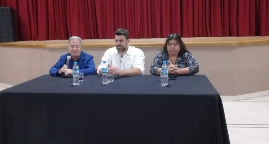 GERARDO CHAPINO Y NANCY MIRANDA DESTACARON LA ATENCIÓN QUE INF. LUIS BENEDETTO BRINDA A NUESTRA ZONA