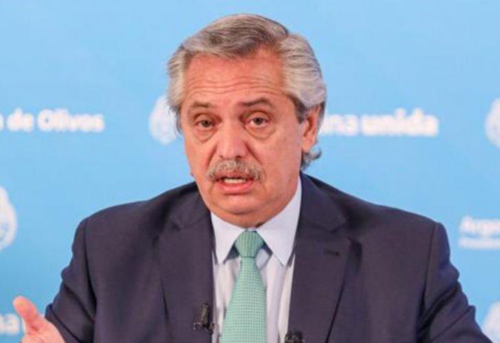 Alberto Fernández aseguró que el Gobierno no dispone la libertad de los presos y que el tema es competencia de los jueces