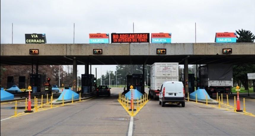 Se reactivó el cobro de peaje en el Túnel Subfluvial  y otros corredores