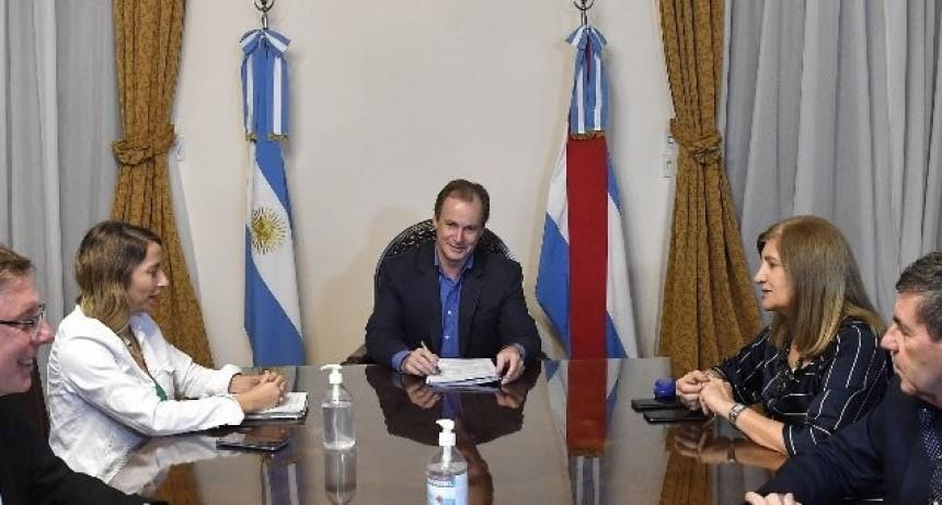 Bordet asistirá a municipios con dificultades para pagar sueldos