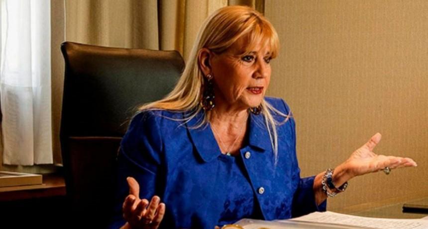 Marcela Losardo en Radio 10: