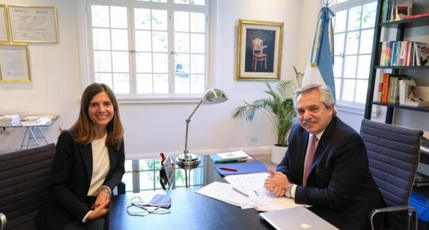 María Fernanda Raverta será la nueva titular de la Anses