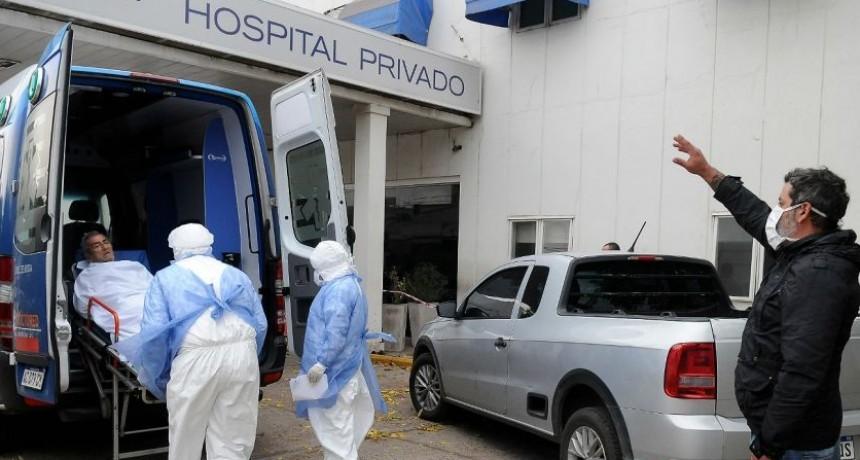 Informaron 143 nuevos contagios y otras tres muertes en el país (hombres de 48, 68 y 81 años)