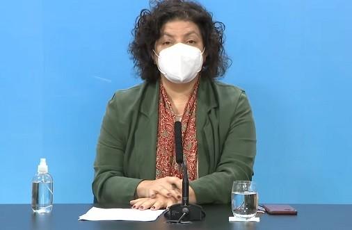 """""""La situación es delicada, estamos preocupados"""", aseguró la Ministra de Salud"""