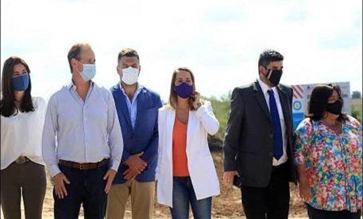 Esperanza para FEDERAL, despuès de tantos años, se inició la pavimentación de la ruta 20 en el departamento Villaguay