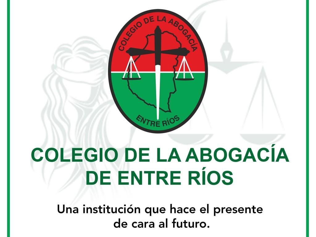 Ante el paro de AJER, el Colegio de la Abogacía pidió que se garantice el servicio de justicia