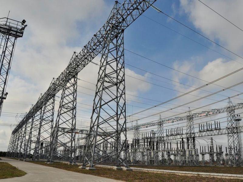 Gustavo Bordet y Jorge González repasaron el avance de obras de energía