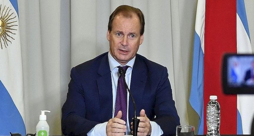El gobierno provincial definió nuevas medidas hasta el 30 de abril