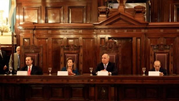 La Corte ratificó la permanencia de Lorenzetti como presidente