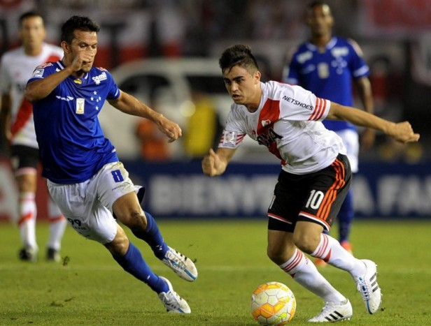 Con la cabeza en el Súper todavía, River cayó 1 a 0 de local ante Cruzeiro