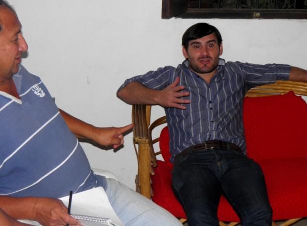 "Juan Manuel Leites: ""El intendente vende humo"""