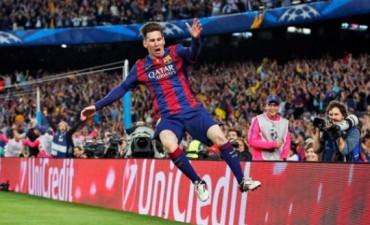 Messi hizo dos golazos y dejó al Barcelona a un paso de la final