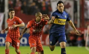Boca e Independiente jugaron un intenso clásico y sellaron un empate