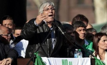 Moyano suma a la CGT opositora al paro convocado por los gremios del transporte
