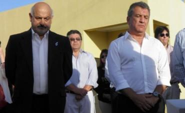 Torres y Urribarri compartieron elogios en la inauguración del Grupo habitacional de IAPV