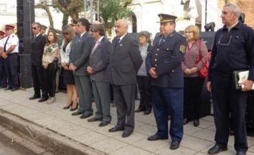 Federal festejó el 25 de mayo en plaza Urquiza