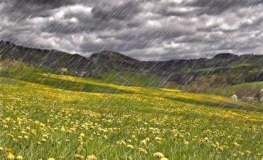 Pronostican una primavera con lluvias y ratifican que el invierno será menos frío