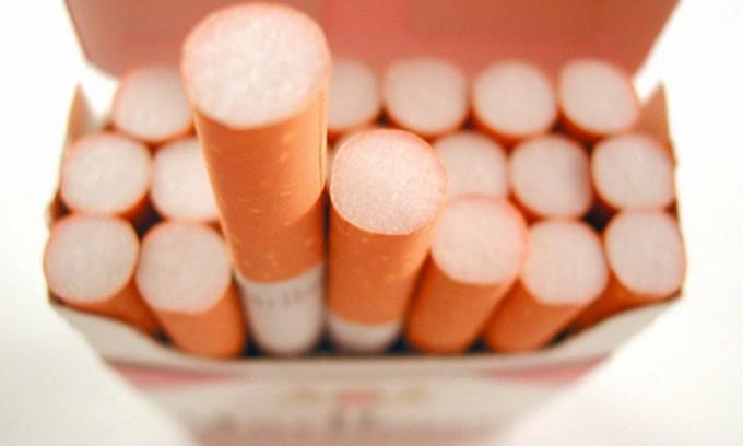 Oficializaron la suba de impuestos internos a los cigarrillos