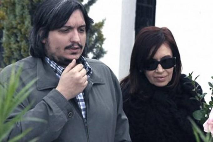 La Justicia comenzó a investigar a Cristina y Máximo Kirchner por la sociedad Los Sauces