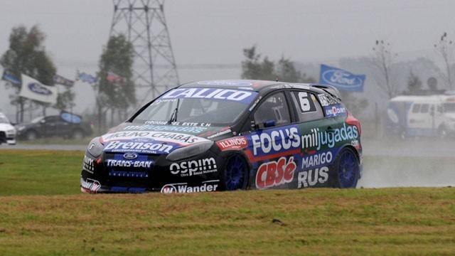 Tuero ganó en La Plata donde abandonó el Gurí Martínez