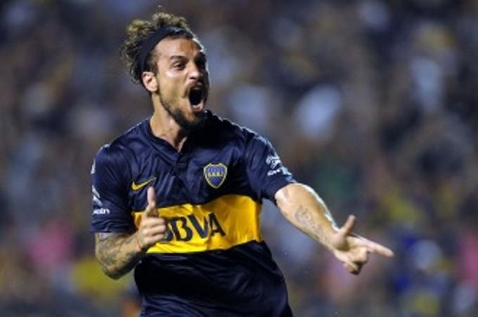 Polémica en Boca: Osvaldo le costó al club 1.500 dólares por minuto jugado
