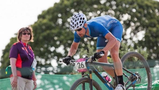 Mountain bike: El entrerriano Catriel Soto se clasificó a los Juegos Olímpicos de Río