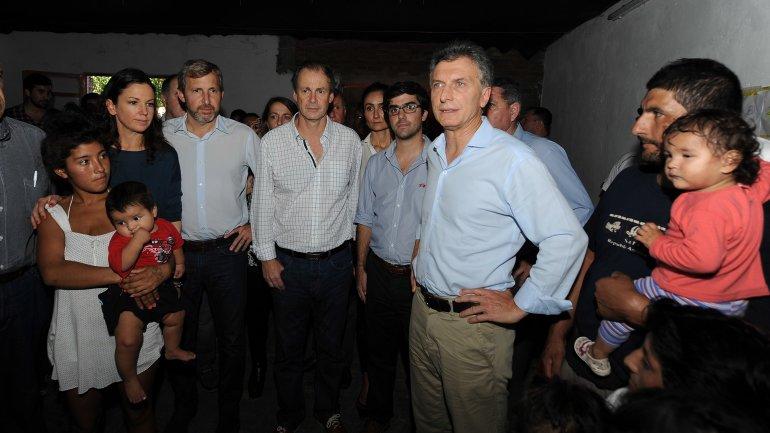 El gabinete social viaja a Villa Paranacito por las inundaciones