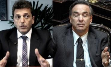 Pichetto recibe a Massa por la ley antidespidos, pero advierte que no aceptará cambios