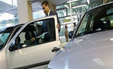 El patentamiento automotor creció 13,8 por ciento en el mes de abril