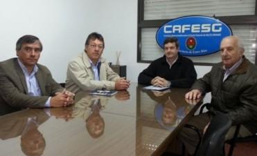 La Cafesg exhibió su directorio en funciones