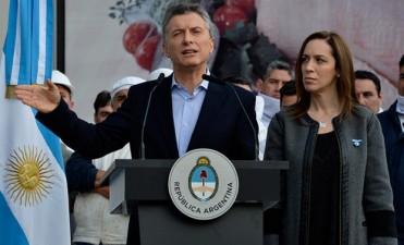 Macri volvió a defender el veto de la ley antidespidos y criticó a la oposición