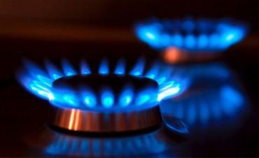 Habrá una baja de presión del gas natural en todo el país a partir de esta noche