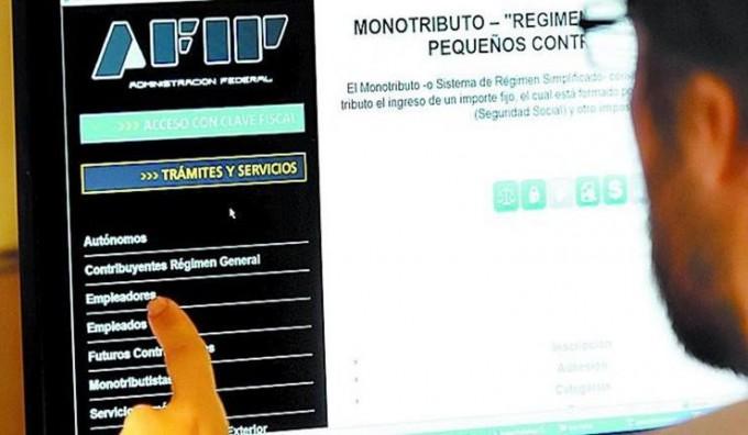 Monotributistas: deben pagar la cuota por vía electrónica