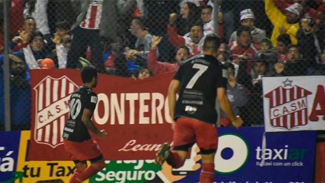 Nacional B: Dura derrota de Atlético Paraná ante San Martín de Tucumán