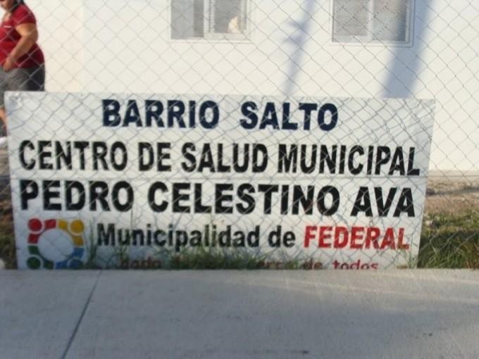 El Centro de salud de barrio Salto brinda distintas especialidades medicas