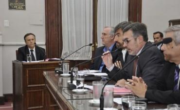 Ya tiene dictamen favorable del Senado el pliego de Giorgio, que se acerca al STJ