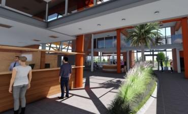 Presentaron el proyecto de la nueva terminal de ómnibus de Federal