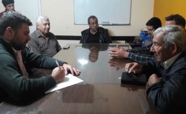 El Intendente recibió a un grupo de pastores de diferentes credos