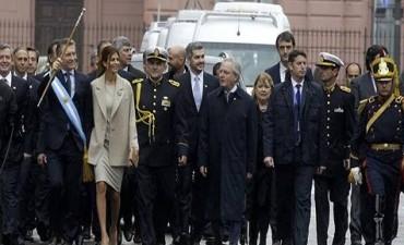 """Macri en el Tedeum: Poli sostuvo que """"buena parte del pueblo no puede festejar porque carece de lo necesario para una vida digna"""""""