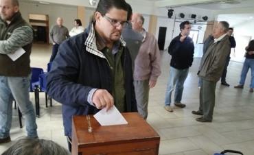 Roberto N. Tito fue electo Presidente de la Sociedad Rural de Federal