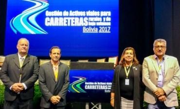 Entre Ríos estuvo presente en un seminario sobre mantenimiento de caminos rurales