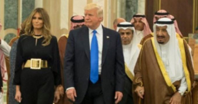 A Trump le encanta jugar con fuego