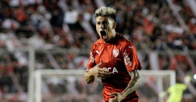 Independiente y un partido