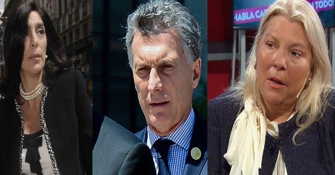 Ultimátum de Carrió a Macri por la subjefa de la AFI