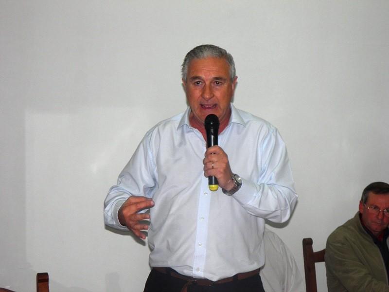 Demandan por $100 mil al ex intendente radical Luchessi