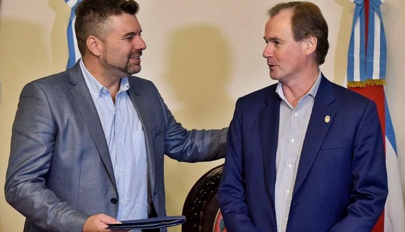 Reunión entre Chapino y Bordet reafirman obras para Federal por 42 millones de pesos