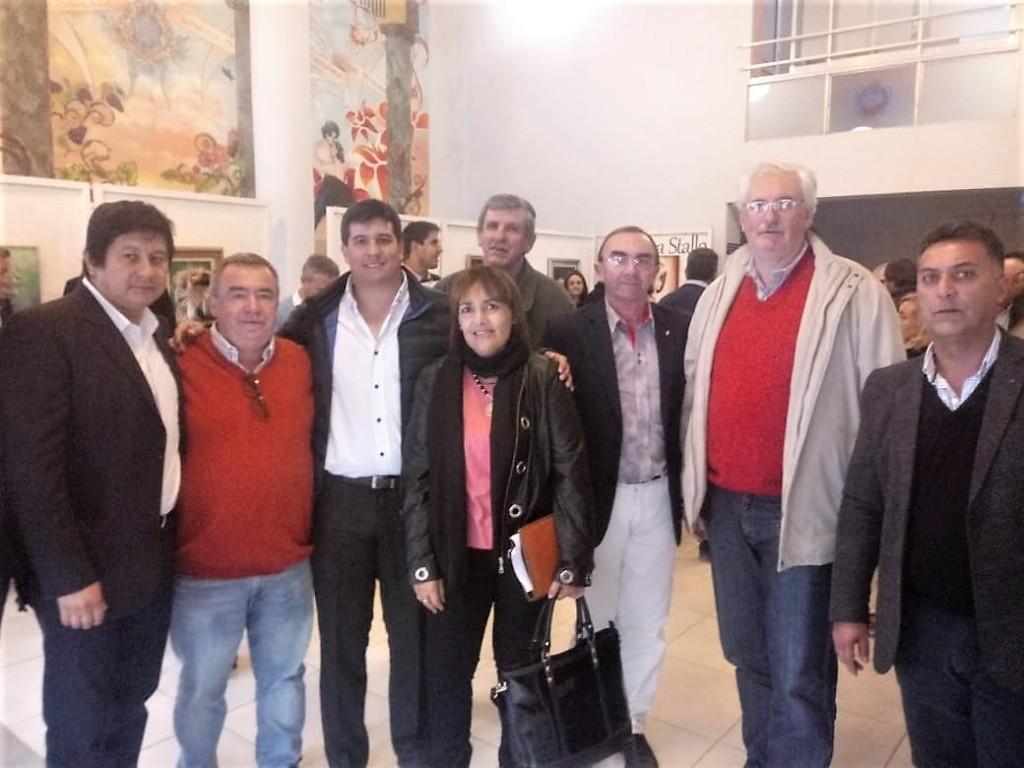FIRMA DE ACTA COMPROMISO ENTRE MUNICIPIO Y SECRETARÍA DE PLANIFICACIÓN TERRITORIAL DE LA NACIÓN